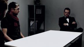 Axel Stockburger und Kevin Siara